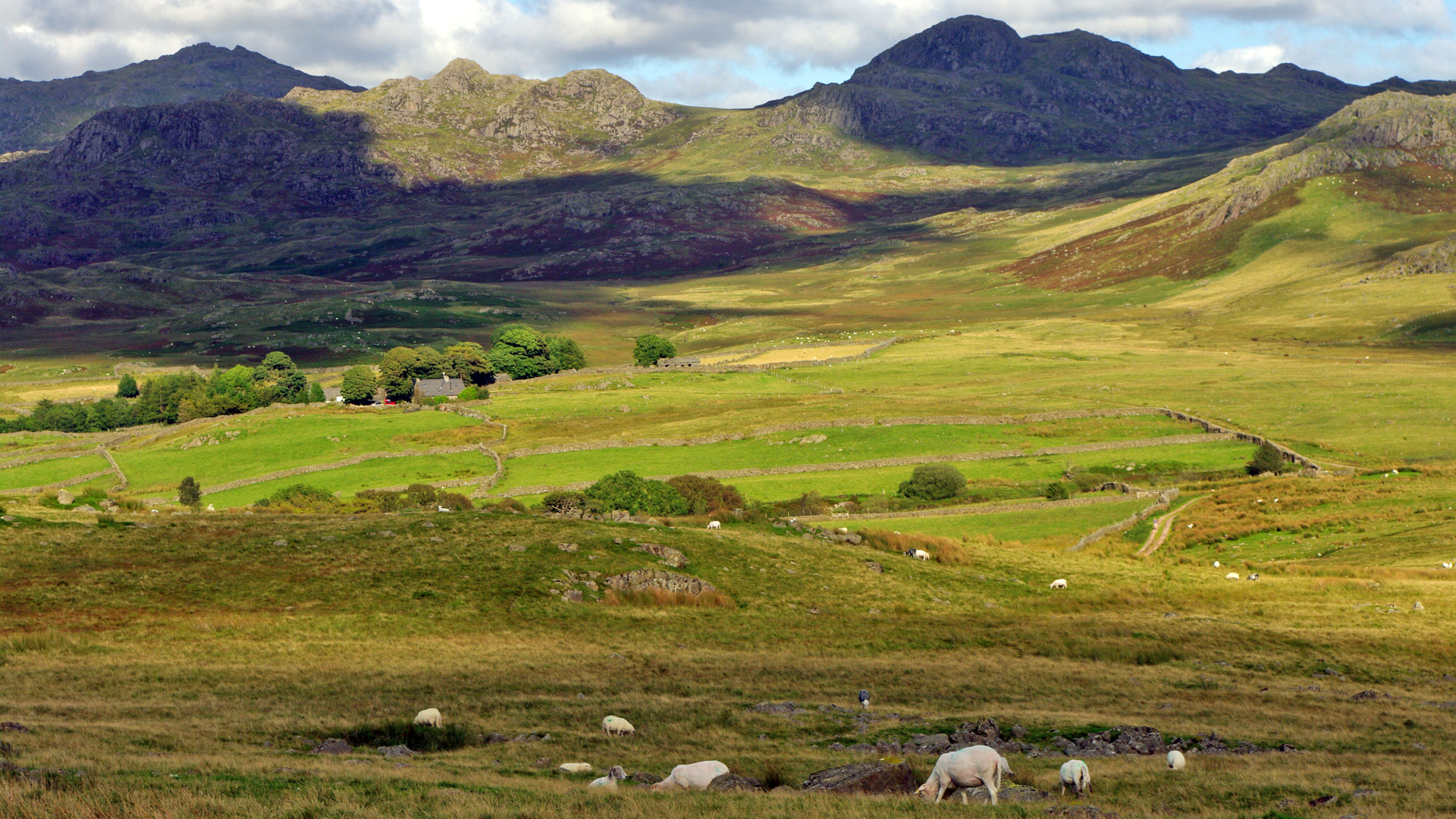 lake district Farms can be picturesque isolated holiday lets