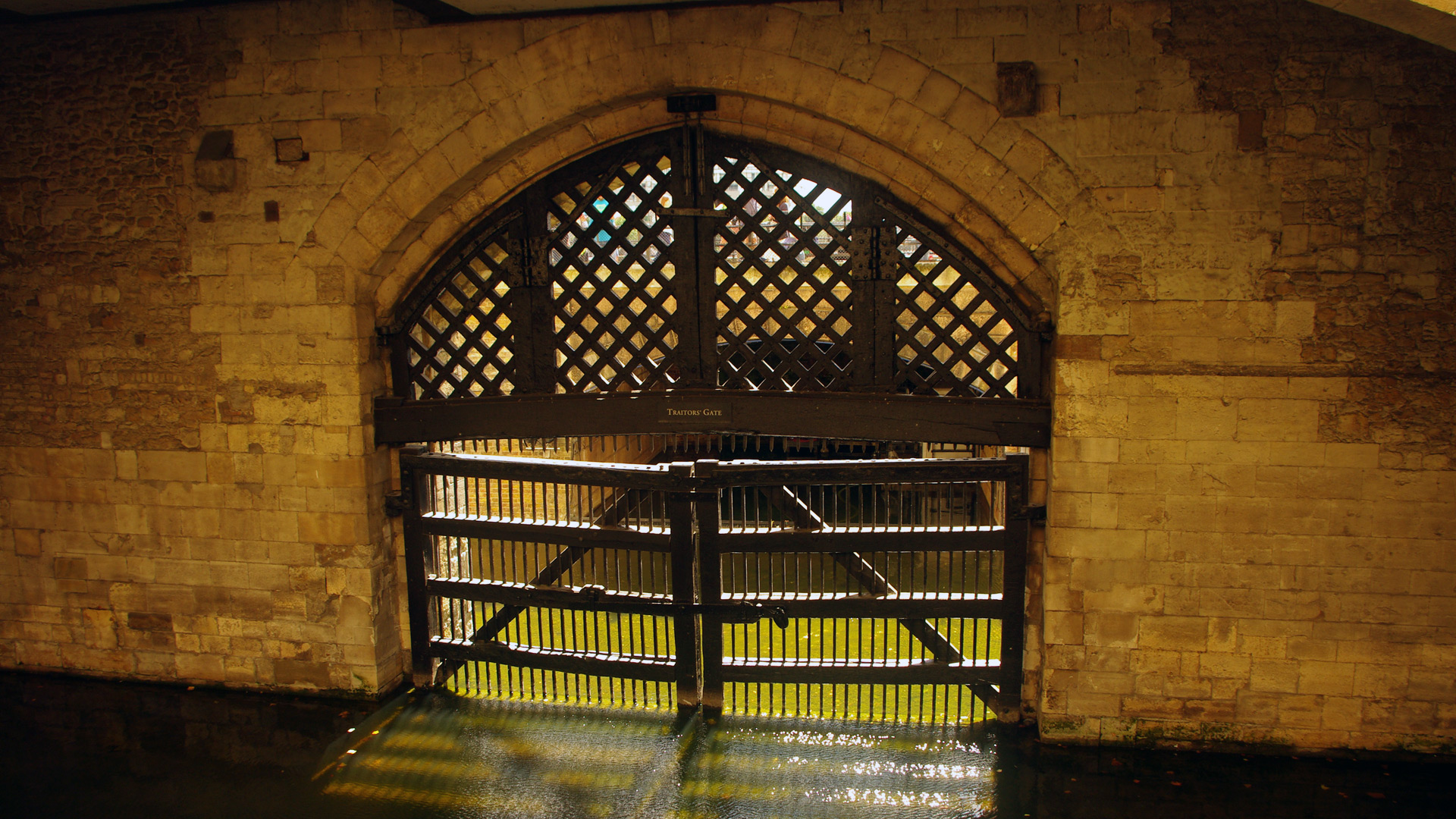 Traitors' Gate - Tower of London